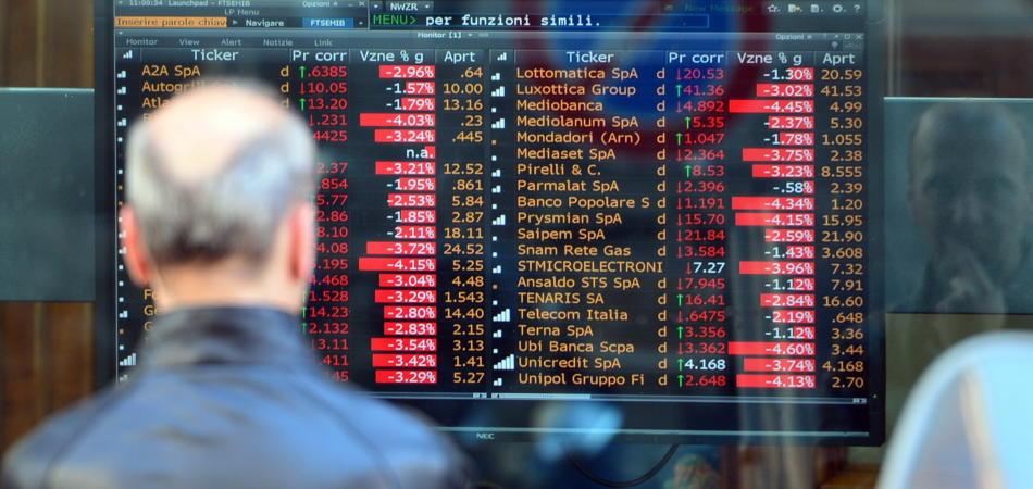 98e8d81247 Lo spread dei Btp italiani risale nonostante QE della Bce