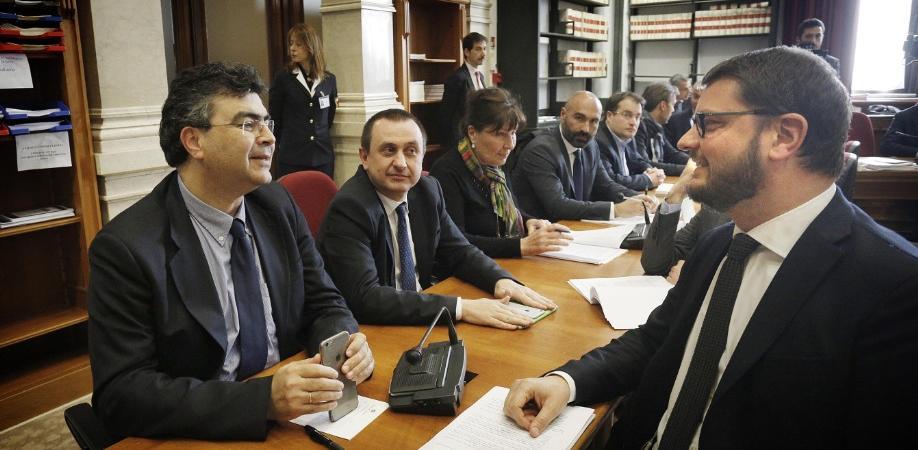 La Commissione Affari Costituzionali della Camera (Photocredit: Archivio Ansa)
