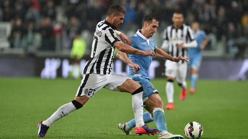 Juventus-Lazio diretta live