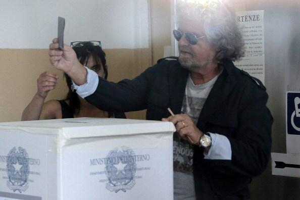 M5S candidati sindaco