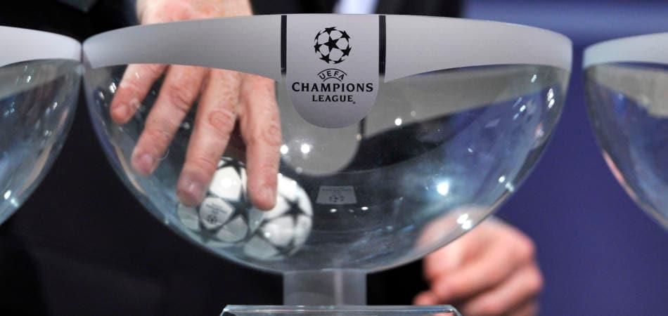 Sorteggio Champions Juventus diretta