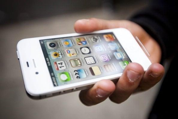 Display rotto dello smartphone