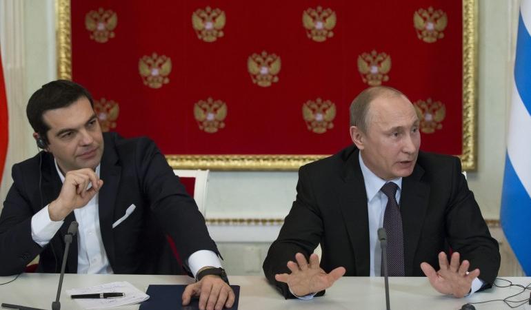 Grecia Russia, accordo sui missili