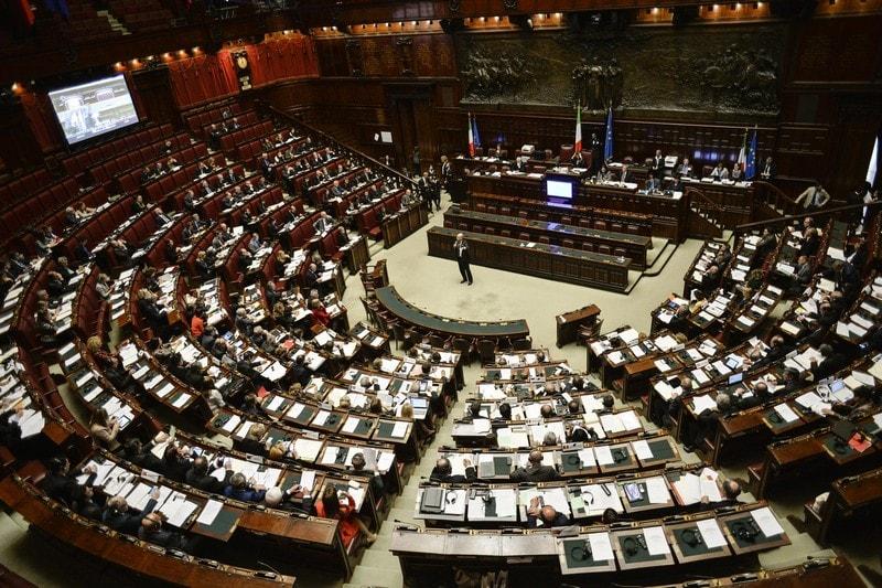 Italicum testo mozione pd ncd per cambiare legge elettorale for Membri camera dei deputati