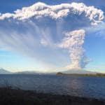 calbuco vulcano
