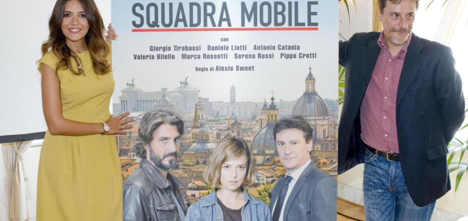 Ascolti tv di lunedì 4 maggio 2015 Squadra mobile