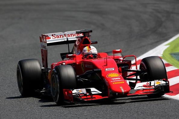 Ferrari benzina