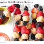mangiare frutta a colazione