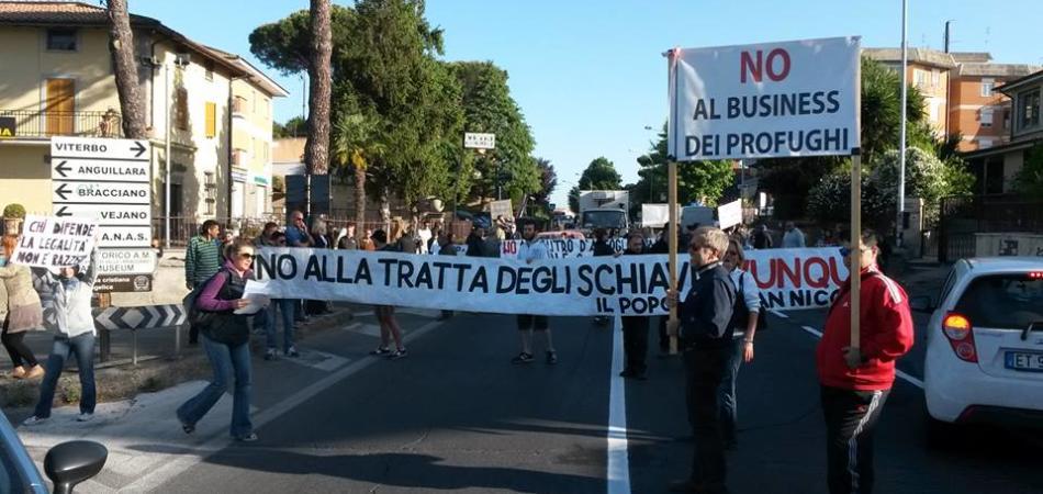 immigrati italia roma nord