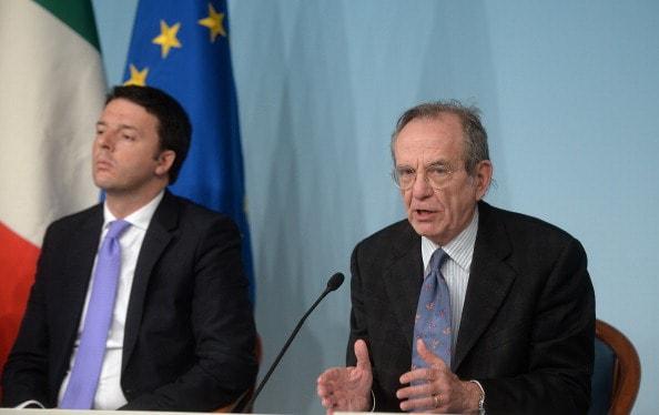 recessione economica in italia