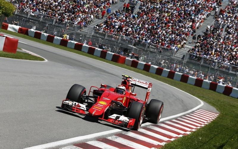 Formula 1 Kanada