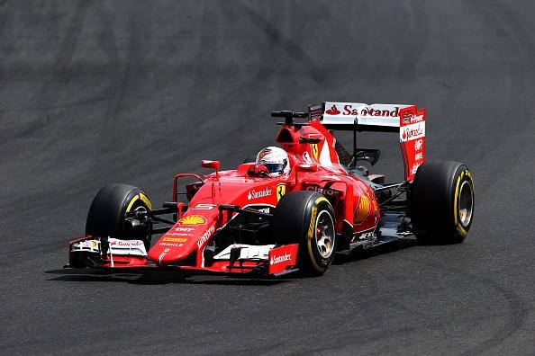 Formula 1 GP BELGIO