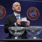 Sorteggio Champions League DIRETTA STREAMING