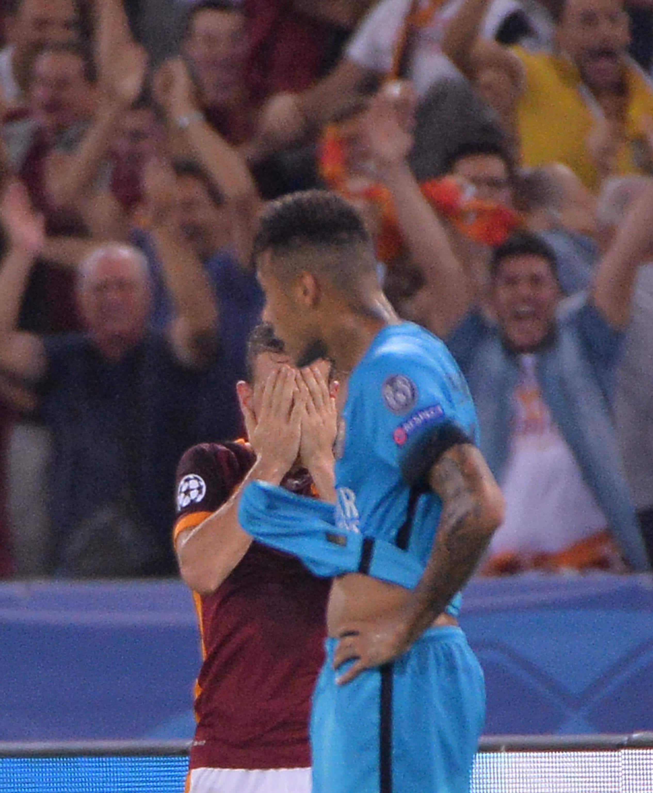 Champions League Roma Vs Barcelona: Gol Florenzi Video Roma-Barcellona Champions