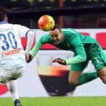 INTER FROSINONE HANDANOVIC