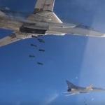 Russia bombardamenti Siria