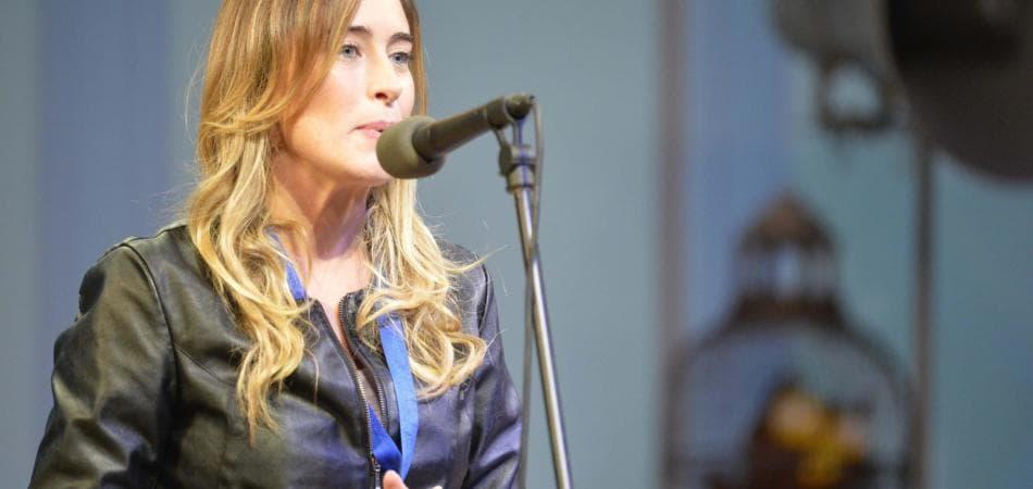 Renzi Maria Elena BOschi
