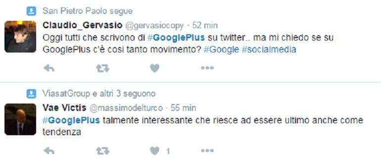 google plus nuovo