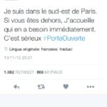 #porteouverte