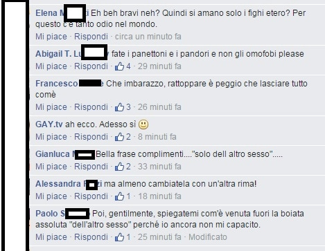 melegatti post facebook