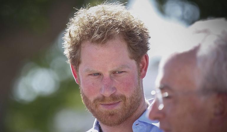 Principe Harry Diana Lesotho