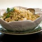 quinoa ricette