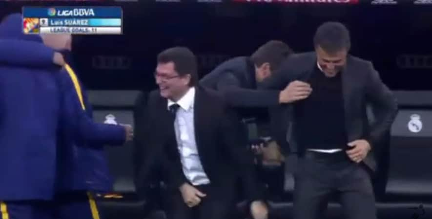 real madrid barcellona 0-4 video gol