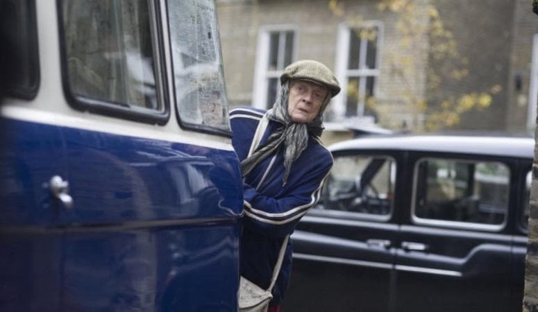 the lady in the van recensione