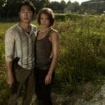 walking dead maggie incinta glenn