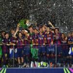 3 - Il Barcellona supera la Juventus in Finale a Berlino ed alza la coppa dalle grandi orecchie