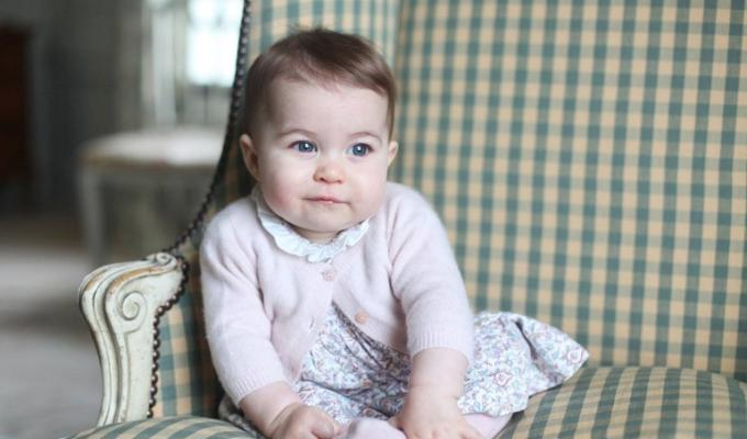 charlotte principessa foto