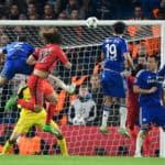5 - Mou beffato. Una grande partita a Stamford Bridge tra Chelsea e Paris St. Germain. Risolvono due colpi di testa dei due centrali difensivi brasiliani.