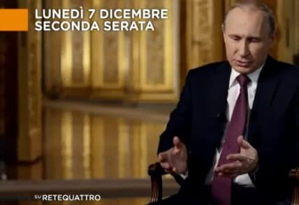 documentario putin mediaset