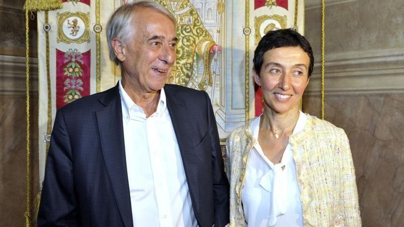 Francesca Balzani Giuliano Pisapia primarie Milano 2016