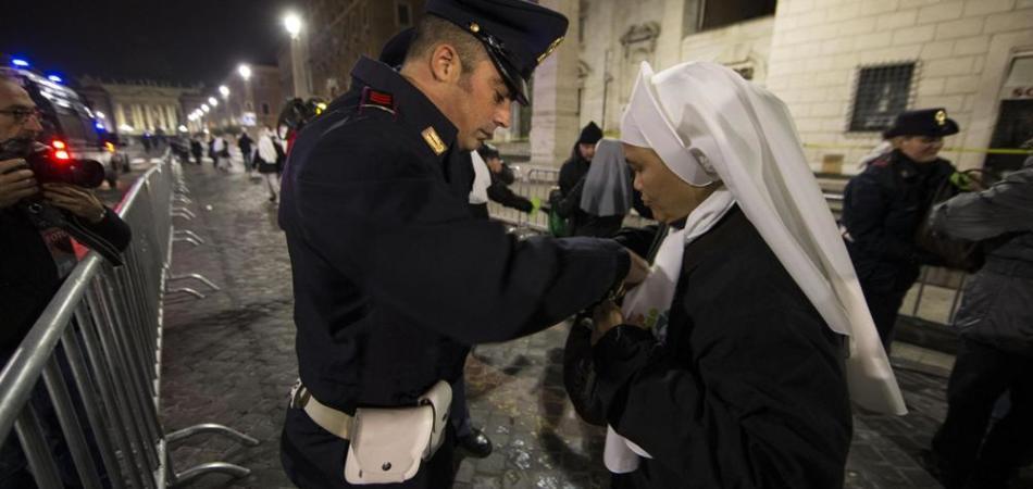 finti poliziotti