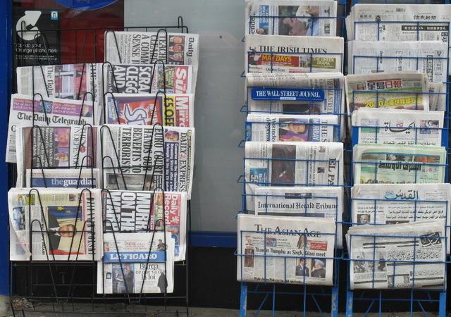 giubileo stampa internazionale