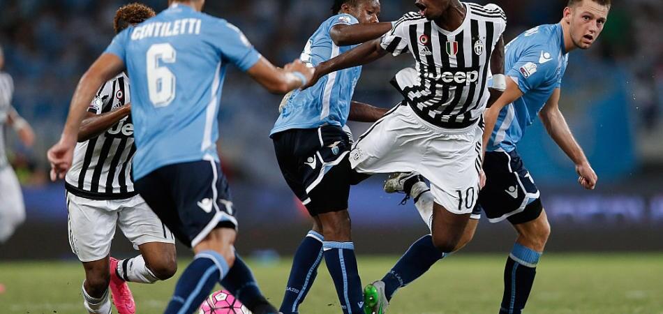 Lazio-Juventus diretta live