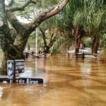 I danni del maltempo in Uruguay