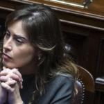 Maria Elena Boschi alla Camera