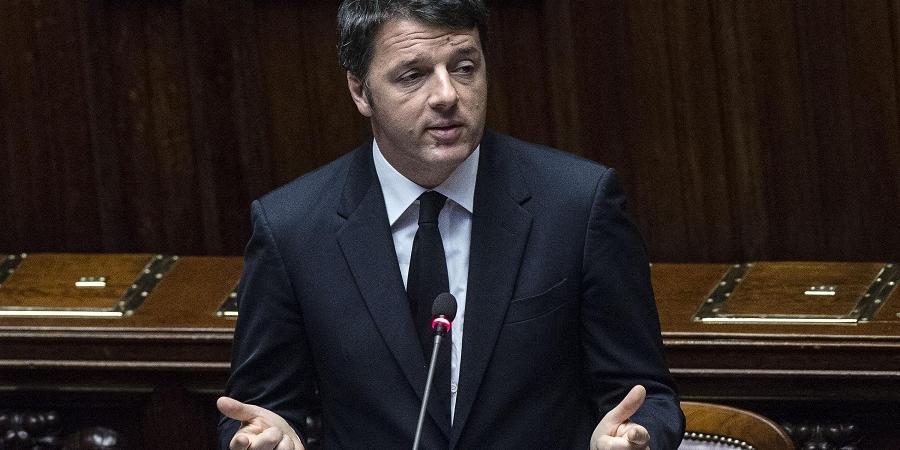DISCORSO FINE ANNO MATTEO RENZI CONFERENZA STAMPA