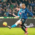 4 -Gonzalo Higuain. Un solo nome per una vittoria: quella del Napoli al San Paolo contro l'Inter. Una vittoria che vale la momentanea testa della classifica di Serie A.