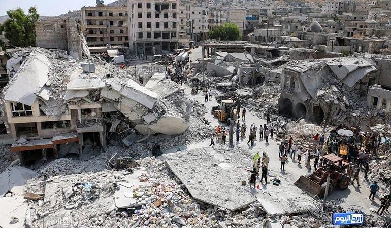 raid russia siria civili