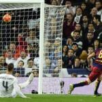 9 - Real Madrid Barcellona 0-4. Una lezione di calcio, uno spettacolo al Santiago Bernabeu. Lo spettacolo si chiama Barcellona, l'incubo è quello che vive Rafa Benitez per 90 minuti
