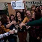spagna migrante lotteria