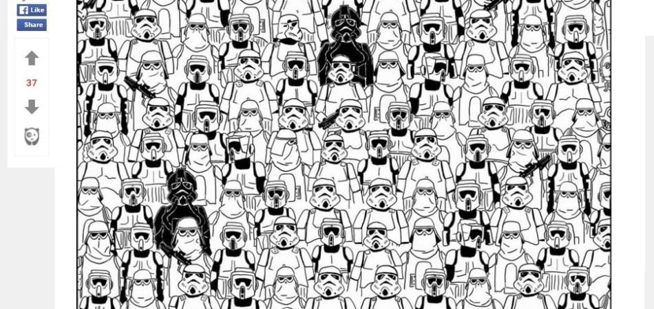 Panda Star Wars