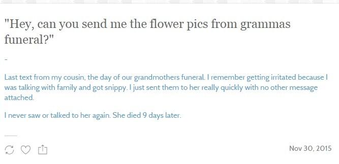 Il Tumblr Che Raccoglie Gli Ultimi Messaggi Delle Persone Che Ti