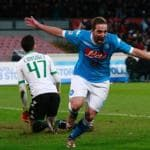 Napoli-Sassuolo video gol e highlights