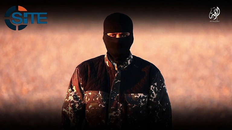 isis madre scappa