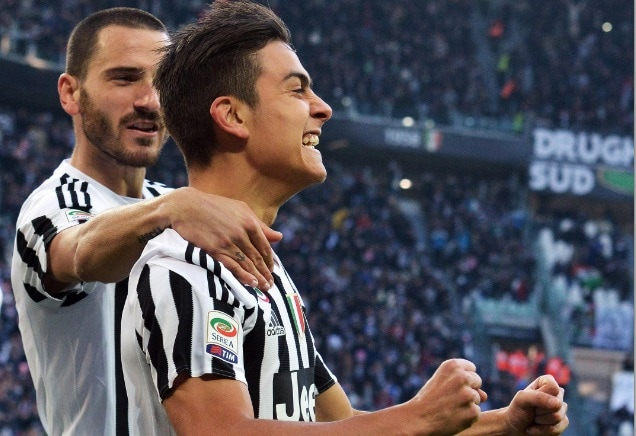 Juventus-Roma 1-0 VIDEO GOL E HIGHLIGHTS