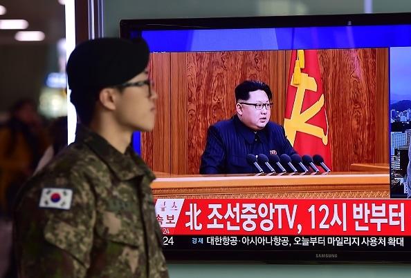 Kim Jong-Un bomba h